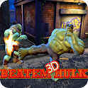 Beatem Hulk Superhero Invinity icon