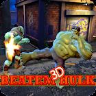 Beatem Hulk Superhero Invinity icon