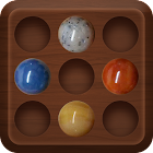 Marble Solitaire : Brainvita Peg Board Game icon