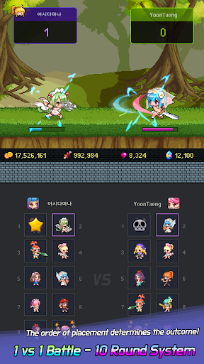 Hero Evolution 2 : Ninja Girls  captures d'écran 4