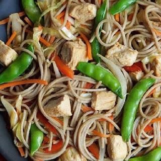 Chicken Yakisoba Recipes