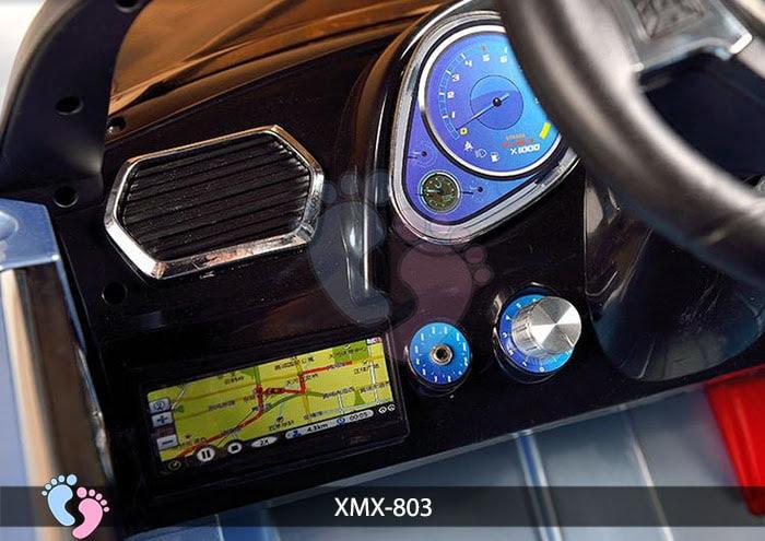 Ô tô điện thể thao cho bé XMX-803 20