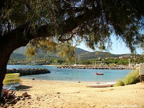 Photo: #022-La plage du Club Med de Sant'Ambroggio