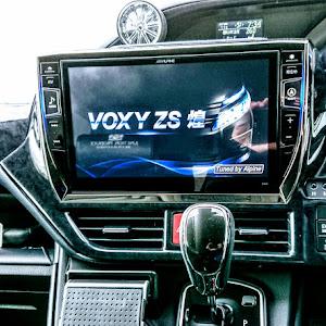 ヴォクシー ZRR80W ZS煌 前期のカスタム事例画像 ★カズやん★さんの2020年04月04日21:01の投稿