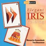 Photo: Elegant Iris Folding Gaasenbeek & Beauveser Forte Uitgevers bv October, 2003 paperback 32pp ISBN 9058773221