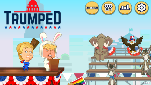 Trumped - Throw the Trump Screenshot