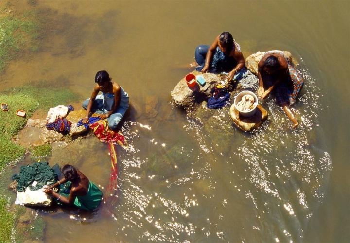 Sul fiume.. di leorol