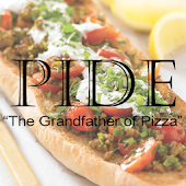 PIDE Grandfather of Pizza