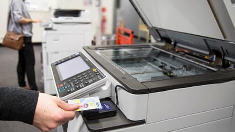 Nên đọc kỹ hợp đồng khi thuê máy photocopy