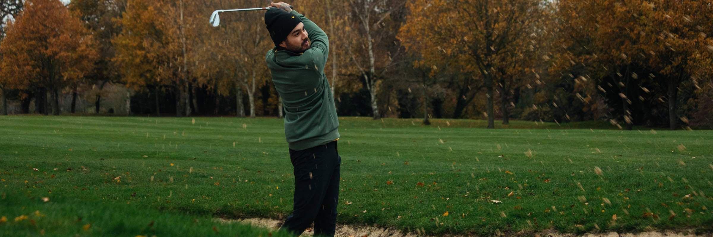Golfkläder höstgolf