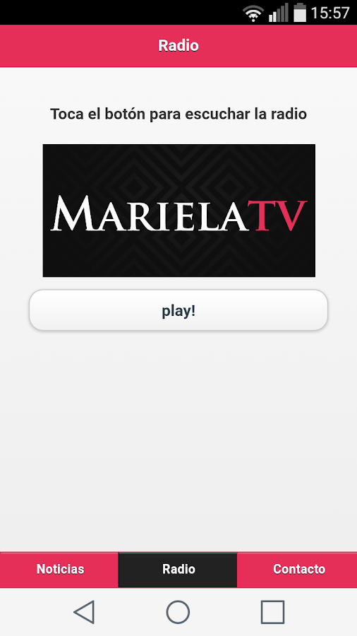 Mariela TV- screenshot