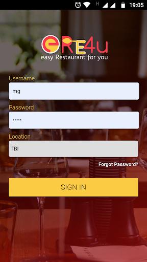 ere4u-waiter screenshot 1