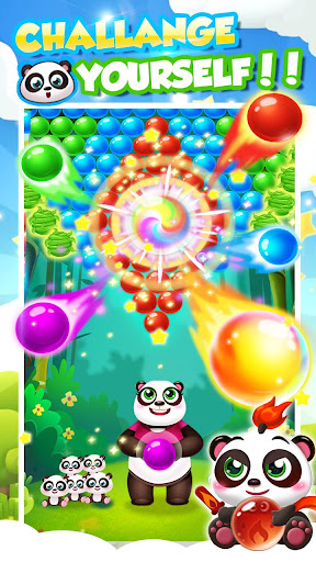 Bubble Shooter Free Panda 1.6.21 screenshots 1