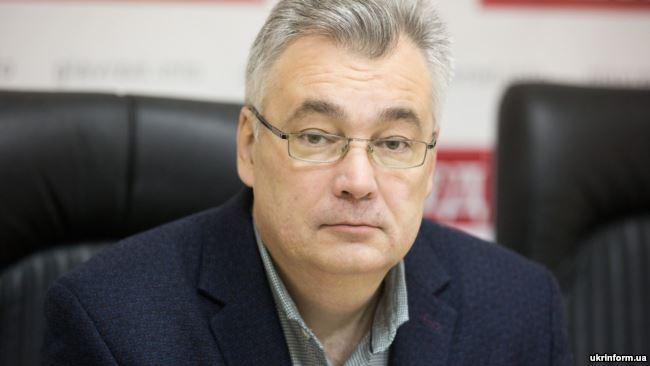 Співголова громадської ініціативи «Права справа» Дмитро Снєгирьов