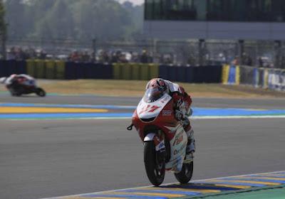 Pour la première fois, un Japonais s'impose en Moto3