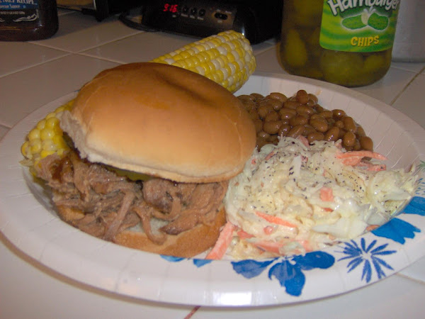 Slow Cooker Pulled Bbq Pork Recipe