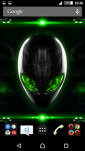 Aliens Animated Live Wallpaper
