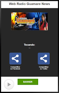 Web Radio Guamare News- screenshot thumbnail