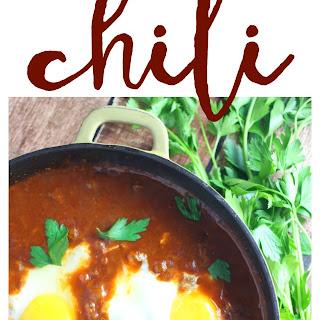 Breakfast Chili.