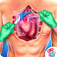 Heart Surgery Emergency Doctor icon