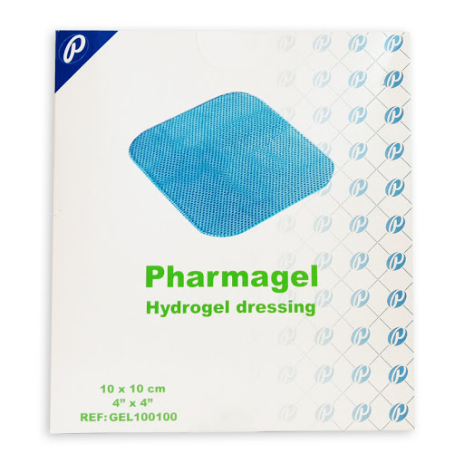 Gel Para Heridas Pharmagel 100Mm 5 Unidades Pharmagel