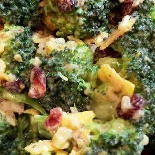 Bodacious Broccoli Salad.