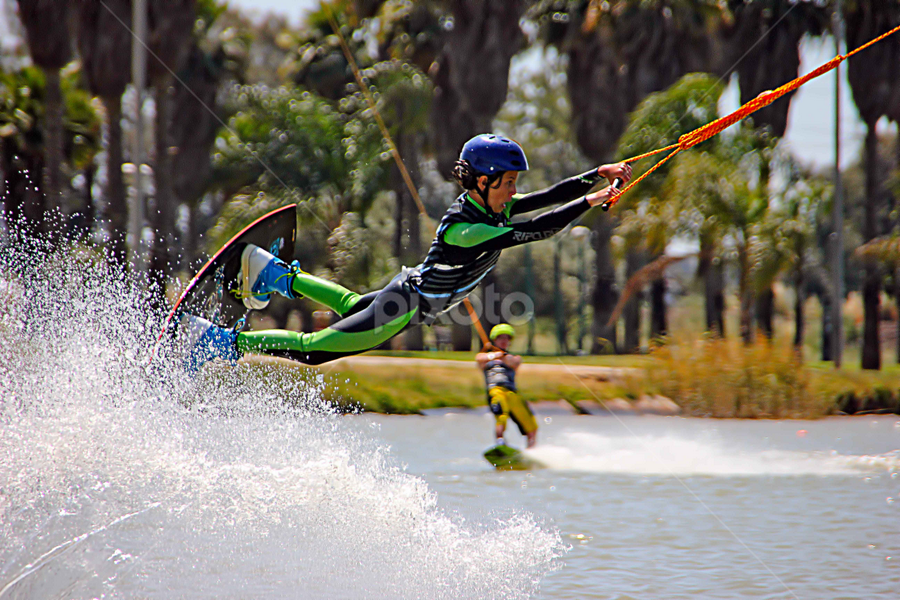 PARK DAROM by Joel Adolfo - Sports & Fitness Watersports ( watersports, sports&fitness )