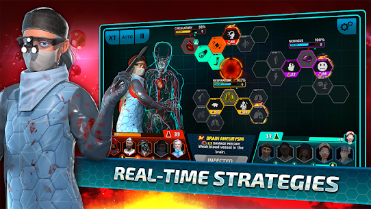 Bio Inc. Nemesis – Plague Doctors Apk Download For Android and Iphone 4