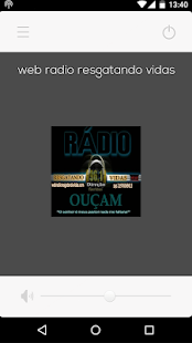 Download Web Radio Resgatando vidas For PC Windows and Mac apk screenshot 1