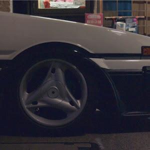 スプリンタートレノ AE86のカスタム事例画像 ERROR404さんの2021年01月05日09:15の投稿