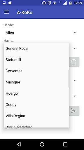 a-KoKo - Horarios Colectivos  screenshots 3