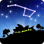 Star Map & Constellations Finder : Sky Map 3D Icon