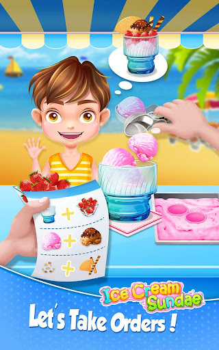 Ice Cream Sundae Maker 2