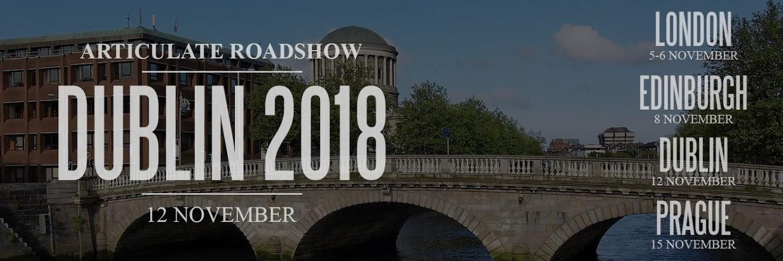 Articulate Roadshow: Dublin