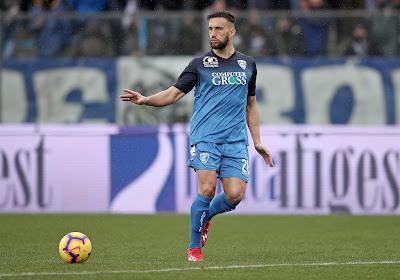 Un joueur de Serie A en route pour Mouscron