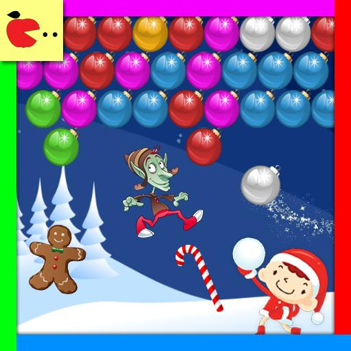 Christmas games Bubble Shooter (game)