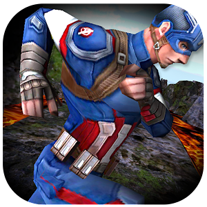 Super Soldier Hero Run 3D for PC and MAC