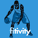 Basketball Dribbling icon