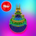 New Mini Block Craft 3D Game icon