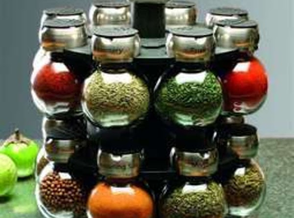 The Spice Rack Herbal Medicine Chest Recipe