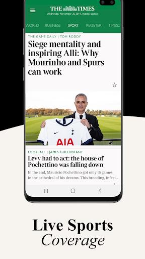 The Times screenshot 6