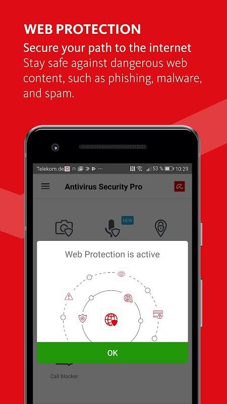 Avira Antivirus Security 2019-Antivirus & AppLock screenshots