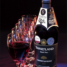 Swartland Wine by Hannes Kruger - Artistic Objects Glass ( wine, glasses, wine glass, drink, bottle )