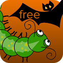 Very Hungry Worm For Kids Free icon