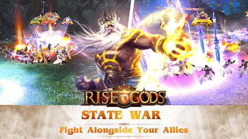 Rise of Gods - A saga of power and glory 1.0.3 screenshots 8