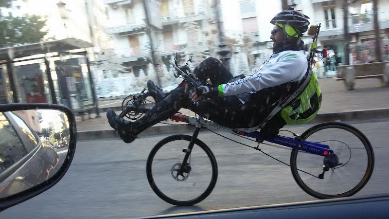 la bici-sdraio di andreeeea