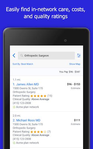 Castlight Mobile 5.1.1 screenshots 15