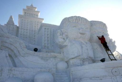 снежная скульптура_9