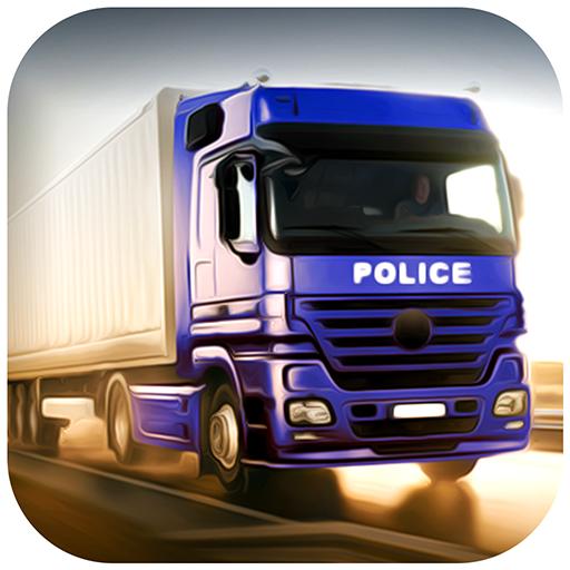 경찰 트럭 언덕 시뮬레이터 模擬 App LOGO-APP開箱王
