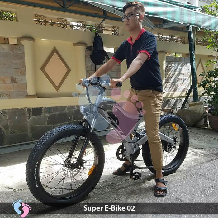 Xe đạp điện địa hình Super E-Bike 02 4